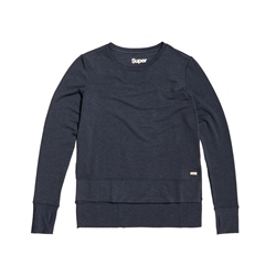 Superdry Active Studio Sweatshirt - Navy