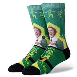 Stance Elf Socks - Green