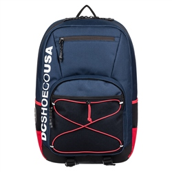 DC Shoes Cushings Backpack 20L - Black Iris