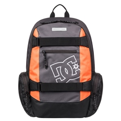 DC Shoes The Breed Backpack 26L - Pewter