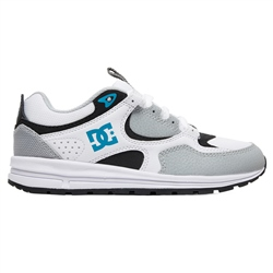 DC Shoes Kalis Lite Shoes - Grey & Blue