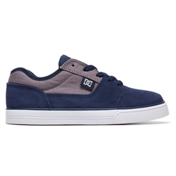 DC Shoes Tonik Shoes - Navy & Orange