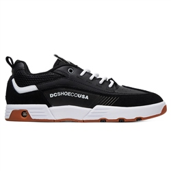 DC Shoes Legacy 98 Slim Shoes - Black & White