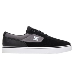 DC Shoes Switch Shoes - Black & Grey
