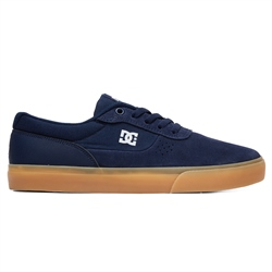 DC Shoes Switch Shoes - Navy & Gum