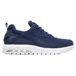 DC Shoes Vandium Shoes - Navy & White