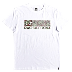 DC Shoes Trestna T-Shirt - Snow White