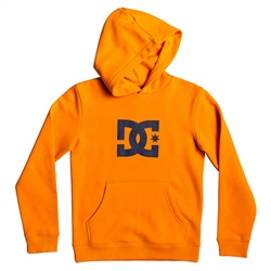 DC Shoes Star Hoody - Orange & Black