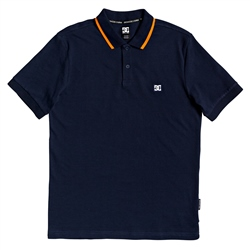 DC Shoes Stoneybrook Polo - Black Iris