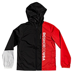 DC Shoes Dagup Triple Windbreaker - Black