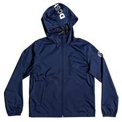 DC Shoes Dagup Windbreaker - Black Iris