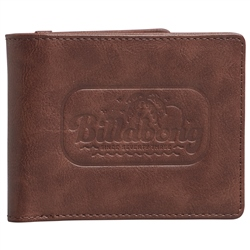 Billabong Walled Wallet - Chocolate