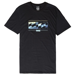 Billabong Inversed T-Shirt - Black