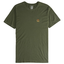 Billabong Jungle T-Shirt - Dark Military