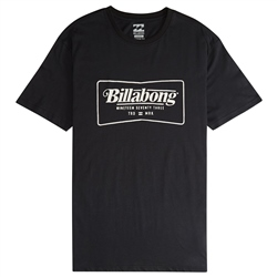 Billabong Trade Mark T-Shirt - Black