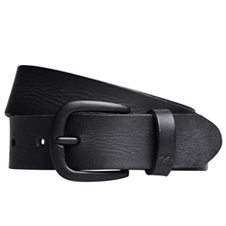 Billabong All Day Leather Belt - Black