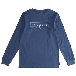 Billabong Boys Unity T-Shirt - Blue