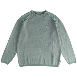 Billabong Wave Washed Jumper - Dark Military