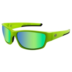 Dirty Dog Chain Sunglasses  - Green