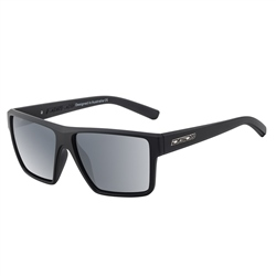Dirty Dog Noise Polarised Sunglasses - Black & Grey