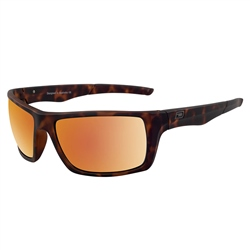 Dirty Dog Primp Polarised Sunglasses - Grey & Gold