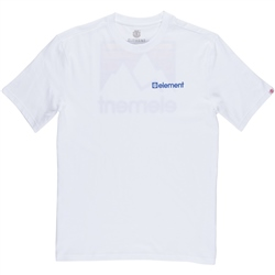 Element Joint T-Shirt - Optic White