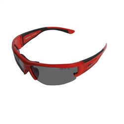 Gul Code Zero Race Floating Sunglasses - Red & Black