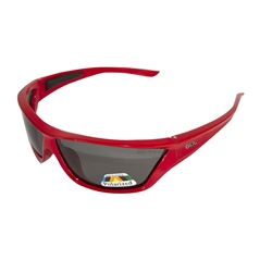 Gul Code Zero React Floating Sunglasses - Red & Black