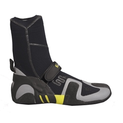Gul Viper 5mm Split Toe Boot - Black & Yellow