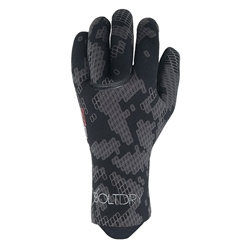 Gul Junior 2mm Flexor Wetsuit Gloves - Black