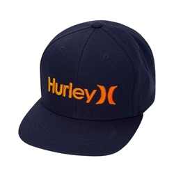 Hurley One & Only Gradient Cap - Obsidian