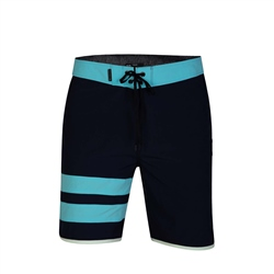 Hurley Boys Phantom Block Party Boardshorts - Blue Gaze