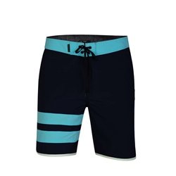 Hurley Phantom Block Party Boardshorts - Blue Gaze