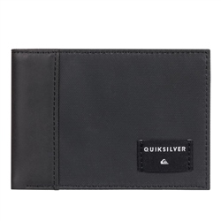 Quiksilver Freshness Plus 4 Wallet - Black
