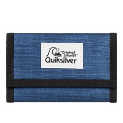 Quiksilver Mens Everydaily Wallet - Navy Blazer