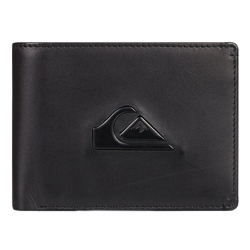 Quiksilver New Miss Leather Wallet - Black