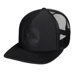 Quiksilver Heat Pinch Caps - Black