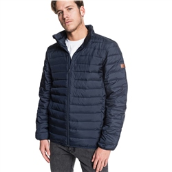 Quiksilver Scaly Full Jacket - Sky Captain