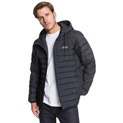 Quiksilver Scaly Jacket - Black