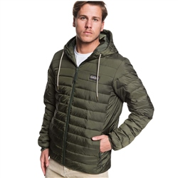 Quiksilver Scaly Jacket - Deep Depths