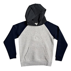 Quiksilver Berry Hoody - Light Grey Heather