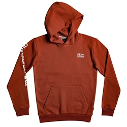 Quiksilver Franklin Hoody - Burnt Brick