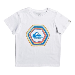 Quiksilver Lost Tree T-Shirt - White
