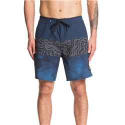 Quiksilver Washed Boardshorts - Crystal Teal