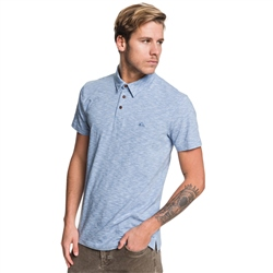 Quiksilver Everyday Sun Cruise Polo Shirt - Quiet Harbour