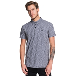 Quiksilver Everyday Sun Polo Shirt - Black