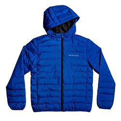 Quiksilver Scally Jacket - Electric Royal