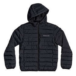 Quiksilver Scaly Jacket Boys - Black