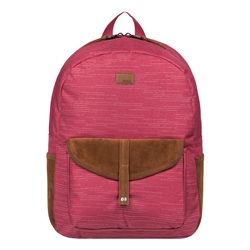 Roxy Carribean Lurex 18L Backpack - Deep Claret