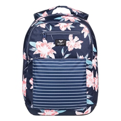Roxy Here You Are 23.5L Backpack - Mood Indigo